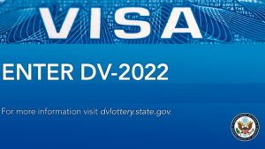 DV-2022 Eligible Countries.